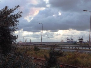Windturbines Reyndersweg